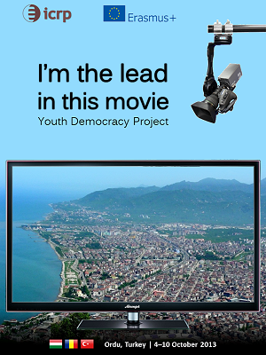 I'm the lead in this movie