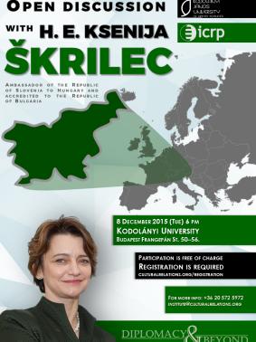 Diplomacy&Beyond: Ksenija Škrilec