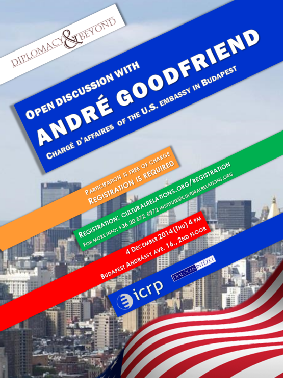 Open discussion with André Goodfriend