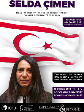 Diplomacy&Beyond: Selda Çimen