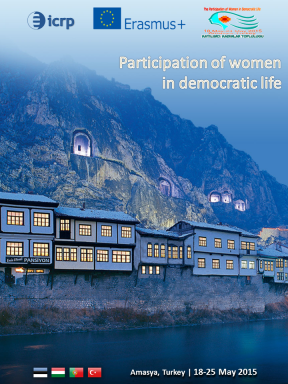 Participation of women in democratic life