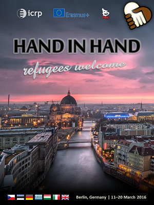 Hand in Hand – Refugees welcome