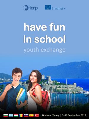 Have fun in school