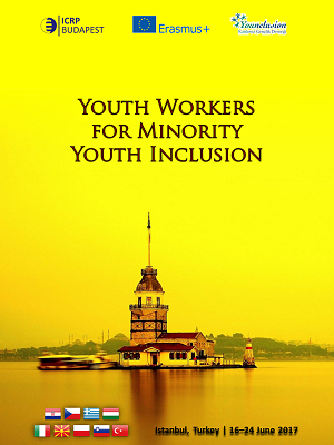 Youth workers for minority youth inclusion