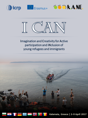 I CAN: Imagination and Creativity for Active participation and iNclusion of young refugees and immigrants
