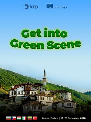 Get into Green Scene