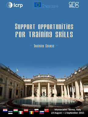Support opportunities for training skills