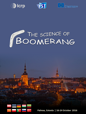 The science of boomerang