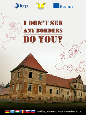 I don't see any borders, do you?