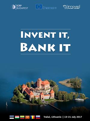Invent it, bank it