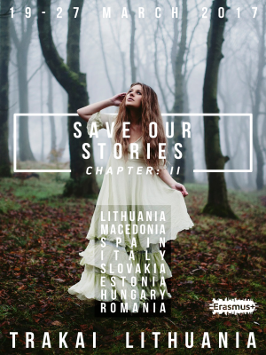 Save our stories: Chapter 2