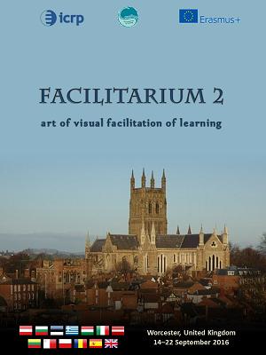 Facilitarium 2 – art of visual facilitation of learning