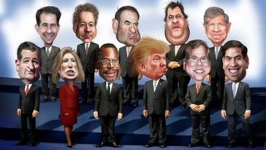 The American election – a country in political crisis