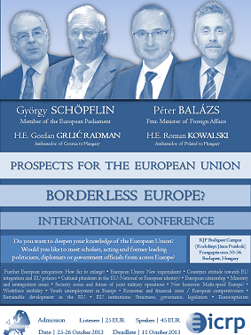 Borderless Europe