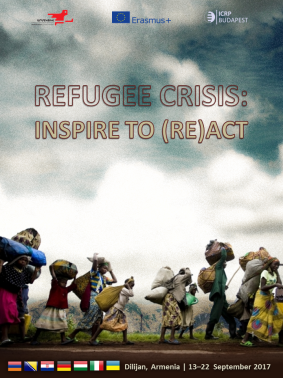 Refugee crisis: inspire to (re)act