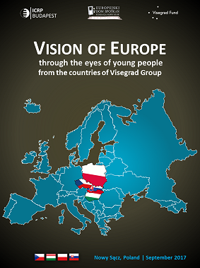 Vision of Europe through the eyes of young people from the countries of Visegrad Group