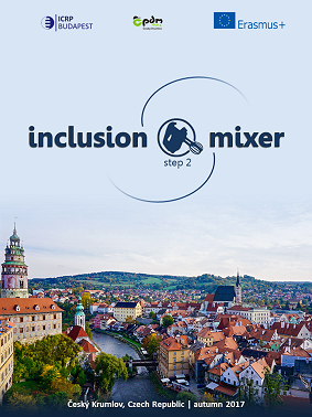 Inclusion mixer – step2