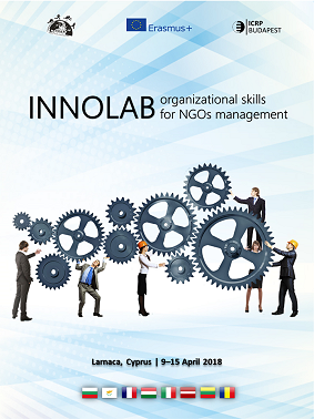 INNOLAB: Organisational skills for NGOs management