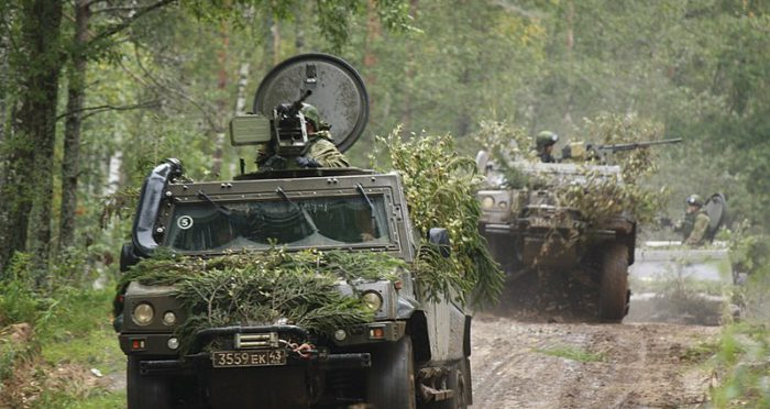 Zapad 2017 – large scale Russian war games