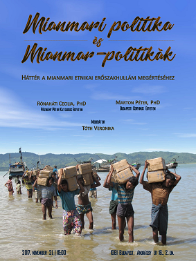 Diplomacy&Beyond: Myanmar politics and policies