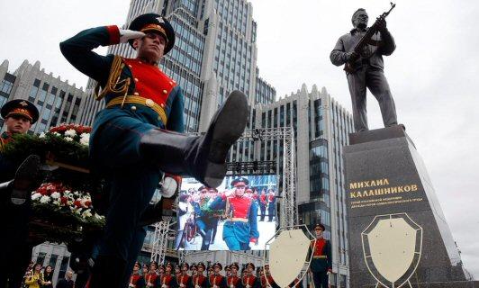In memoriam to Mikhail Kalashnikov