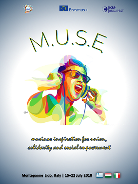 M.U.S.E. – Music as inspiration for union, solidarity and social empowerment