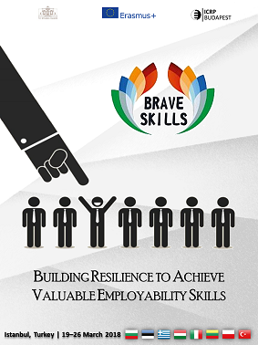 BRAVE SKILLS: Building Resilience to Achieve Valuable  Employability Skills