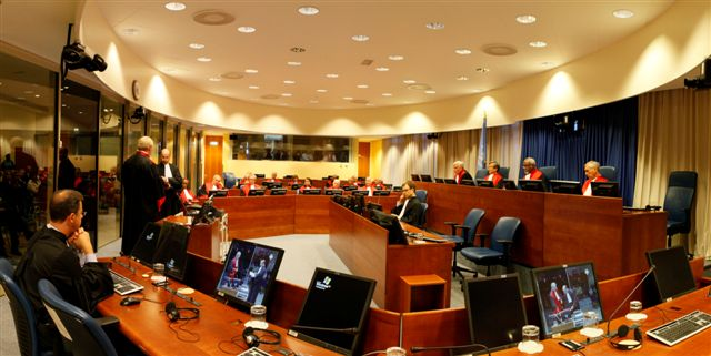 The International Criminal Tribunal for Former Yugoslavia