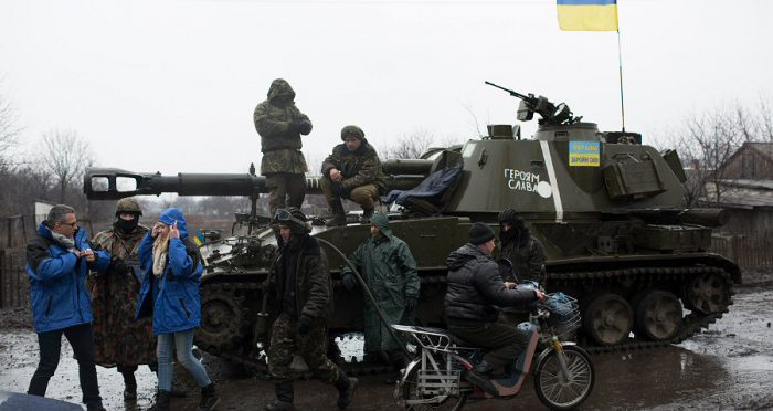 Tensions remain high in Eastern Ukraine