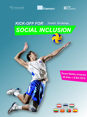 Kick-off for Social Inclusion 2