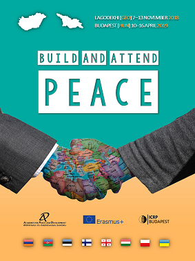 Build and attend peace