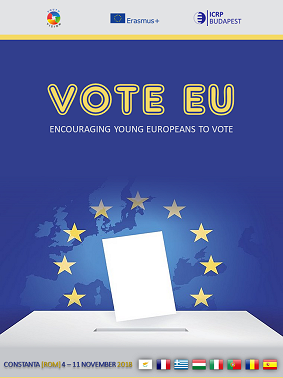 VOTE EU – Encouraging young Europeans to vote