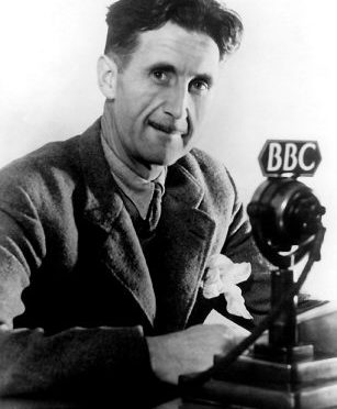 Does current society resemble somehow Orwell's 1984?