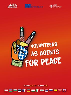 Volunteers as peace agents