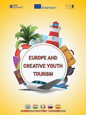 Europe and creative youth tourism