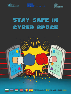 Stay safe in cyber space