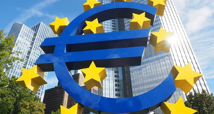 What is the European Central Bank doing in the meantime?