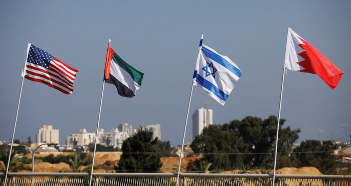 Why are Arab countries making peace with Israel?