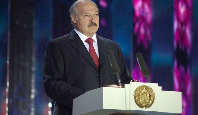 "Lukashenko ""did not ask anyone for recognition"" and inaugurated himself in secrecy"