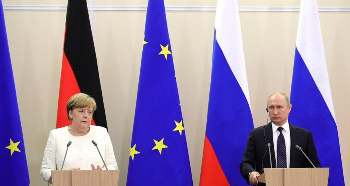 How Germans view Russia: a coming polarisation?