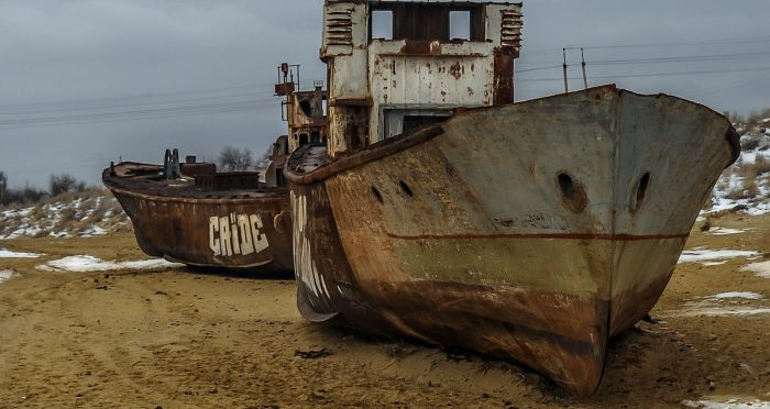 The Aral Sea crisis: Efforts to revive affected regions in Kazakhstan and Uzbekistan