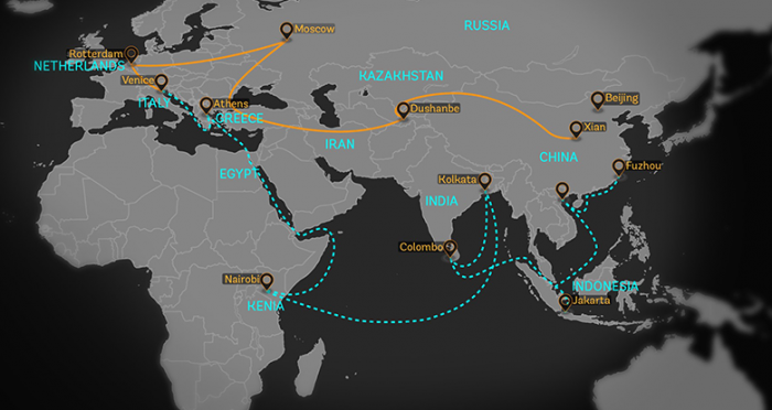 The Belt and Road Initiative and what does it mean for the international system