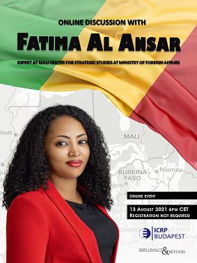 Diplomacy&Beyond: Fatima Al Ansar