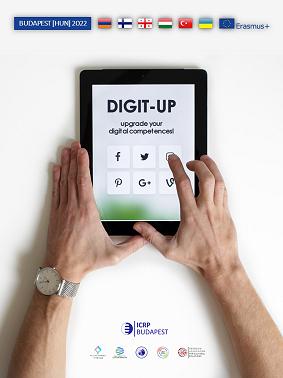 DIGIT-UP: upgrade your digital competences!