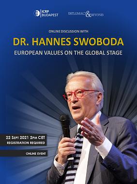 Diplomacy&Beyond: Hannes Swoboda